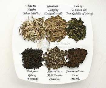Varied Chinese Tea Options